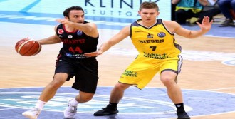 Ludwigsburg-Gaziantep Basketbol: 86-74