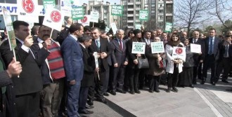 'İstinye Arazisi' Protestosu