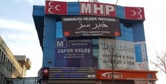 MHP'den Osmanlıca Tepki