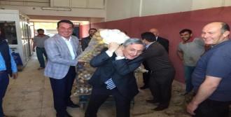 'Patatesin Yükünü MHP Kaldıracak'