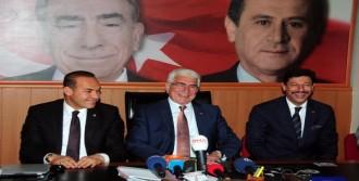 'Adana'da MHP Kesinleşti'