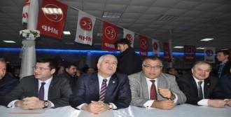 MHP'li Durmaz Sert Konuştu