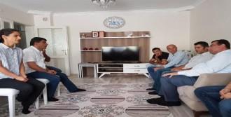 Tanrıkulu'dan Alperen'in Ailesine Ziyaret