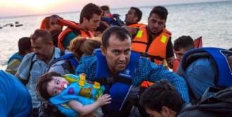 Suriyeli Bir Kız Çocuğu Öldü