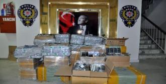 8 Bin Kaçak Cep Telefon