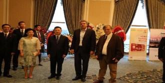 'Modern İpek Yolu' Çin Milli Günü'nde Tanıtıldı