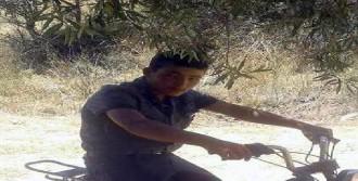 Duvara Çarpan Genç Yaralandı