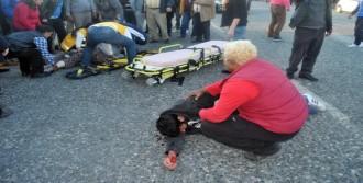 Muğla'da Motosiklet Kazası!