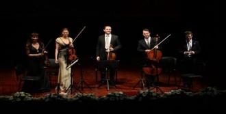 Mozart Ve Strauss Esintileri Büyüledi