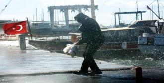 Muğla'ya Sağanak Yağış Uyarısı
