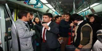 Öğrenciler Marmaray'ı İnceledi