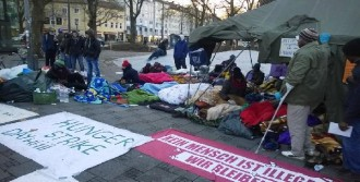 5 Mülteci Hastaneye  Kaldırıldı