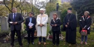 Münih'te Bebekler İçin Ortak Dualar Okundu