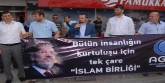 Mursi'ye İdam Cezasına İzmir'den Tepki
