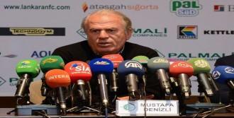Mustafa Denizli'den Dobra Açıklamalar
