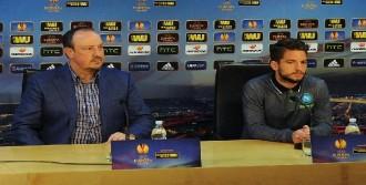Napoli Teknik Direktörü Benitez: 'Trabzonspor 4-0'la Büyük Yara Aldı, Bu Nedenle Yarınki Maç Bizim İçin Kolay Olmayacak'