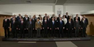 O Toplantıda Ukrayna ve Kırım Görüşüldü