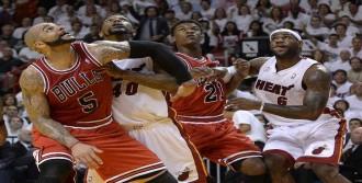 NBA'de Heyecan Sürüyor