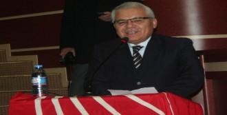 Chp'de Kamil Gülmez Yeniden İl Başkanı