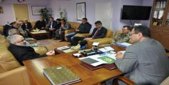 Nizip'te Husumetli Aileler Barıştırıldı