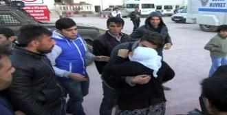 Nusaybin'de 5 Kişi Tutuklandı