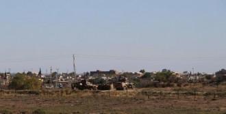 Nusaybin'de Sınıra Tank ve Zırhlı Araçlar Yerleştirildi