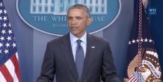 Obama, Terör Saldırısıyla İlgili Konuştu