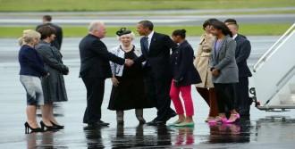 Obama,G8 Zirvesi İçin Kuzey İrlanda'da