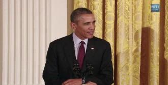 Obama'dan Beyaz Saray'da İftar