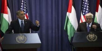 Obama'dan Mahmud Abbas'a Övgü