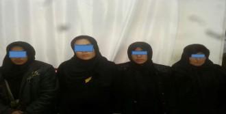 1 Yılda 1139 IŞİD Üyesi Yakalandı