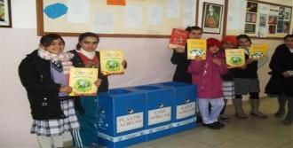 Öğrencilerden Atık Kağıt Toplama Kampanyası
