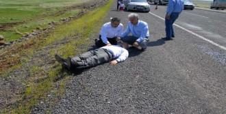 Öğretim Görevlileri Kaza Yaptı