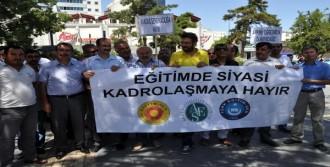 'Atama' Protestosu