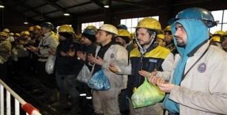 Ölen 8 Madenci Dualarla Anıldı
