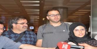 Oğlunun Hayal İçin Türkiye'ye Geldi