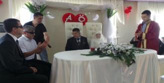 Ordu'da Görme Engellilerin Evlilik Sevinci