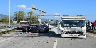 Orhangazi'de Kaza: 1 Ölü