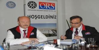 ORS Müdürü Özhan'ın İddiası