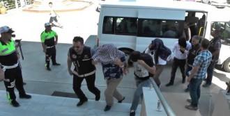 2 Suriyeliyi Kaçırdığı İddia Edilen 8 Şüpheli Serbest