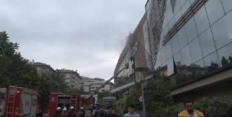 Ortaköy'de Yangın Alarmı