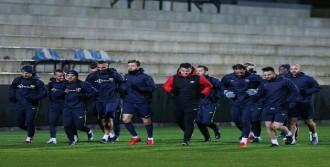 Osmanlıspor'da Kupa Mesaisi Başladı