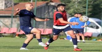 Osmanlıspor'da Tempo Arttı