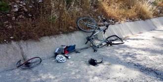 Fransız Bisikletçi Öldü