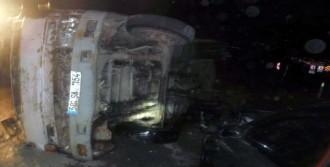 Sizvas'ta Kaza: 4 Yaralı