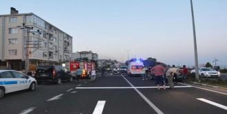Tekirdağ'da Kaza: 3 Ölü 9 Yaralı