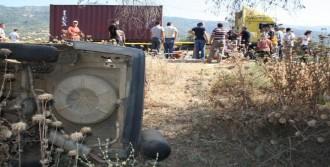 İzmir'de Kaza: 4 Yaralı