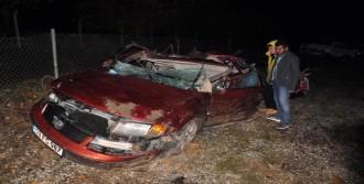 Denizli'de Bir Aile Kazada Parçalandı