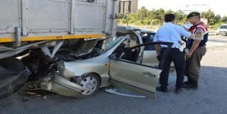 Korkunç Kaza: 3 Ölü, 1 Yaralı