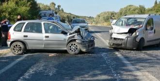 Aydın'da Kaza: 1 Ölü, 2 Yaralı!